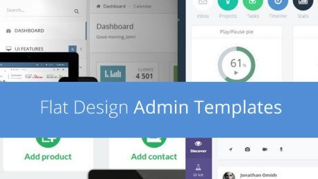21+ Best Web Admin Dashboard Templates Design