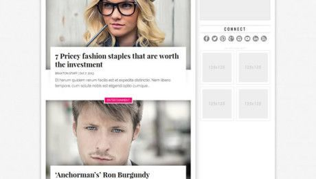 Braxton – WordPress Magazine Theme