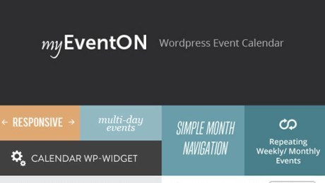EventOn – WordPress Event Plugin