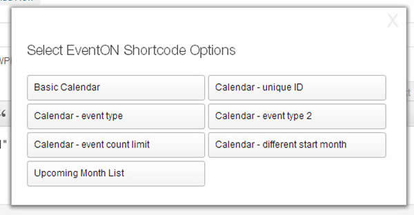 eventon-plugin-shortcode