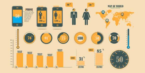 Fresh & Modern Infographics