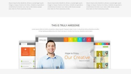 STYLISH – Metro Inspired WordPress Theme