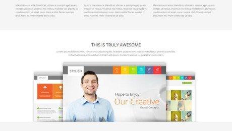 STYLISH – Metro Inspired WordPress Theme