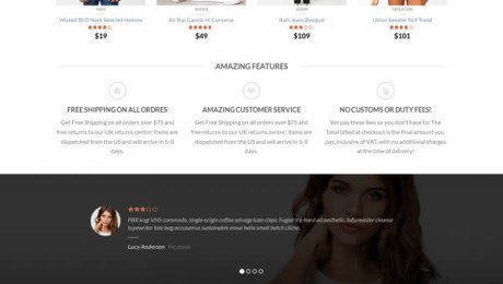 Flat Responsive WooCommerce WordPress eCommerce Theme