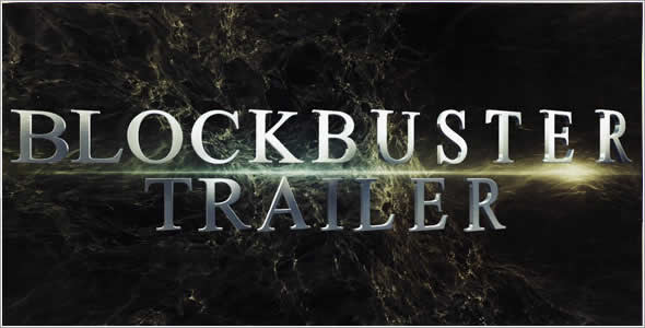 Blockbuster Trailer