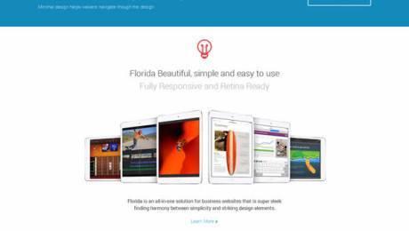 Florida – Premium Multipurpose Responsive Theme