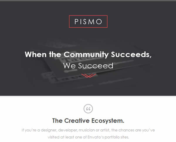 Pismo Responsive Email Template