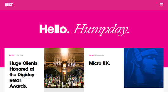 Responsive Website Example Huge