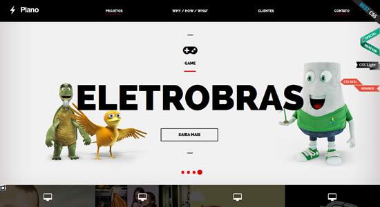 Responsive Website Example Plano