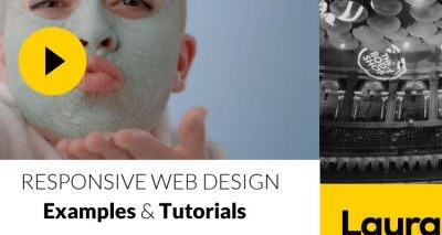 Responsive Design Examples and Tutorials