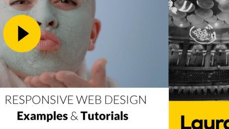 Responsive Design 2014: Best Websites Examples and Tutorials