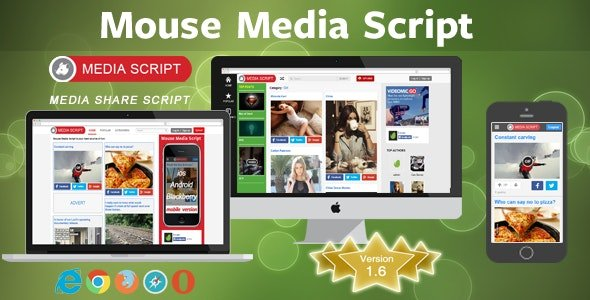 php photo gallery and video scriptss