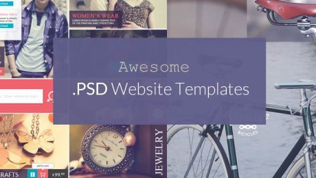 31 Premium and Best Free PSD Website Templates Design