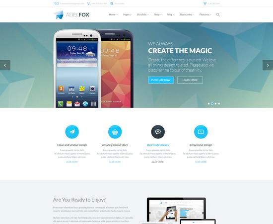 31 premium and best free psd website templates design webdesignboom