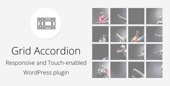 Grid Accordion Responsive WordPress Plugin