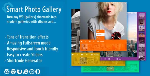 Smart Photo Gallery
