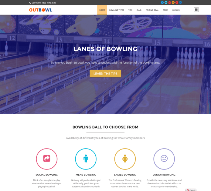 outbowl-wp-theme