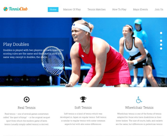 tennis-club-wp-theme