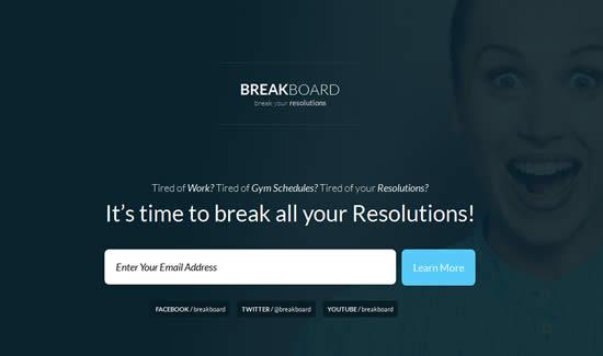 Breakboard