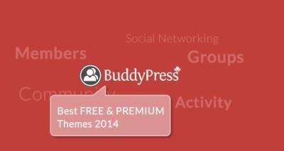 best wordpress buddypress themes