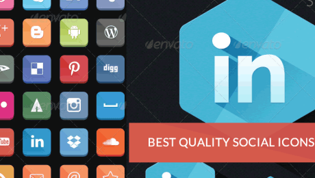 26 Best Premium Free Social Media Icon Sets download
