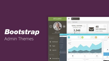 28 Best Bootstrap Admin Panel Themes