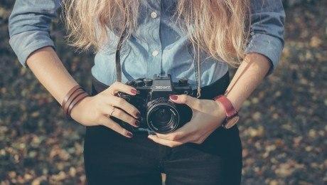 Top Portfolio Themes for Photographers