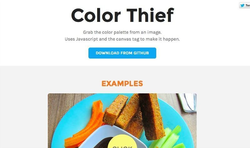 Color Thief