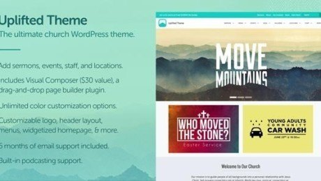 Top Church WordPress Themes