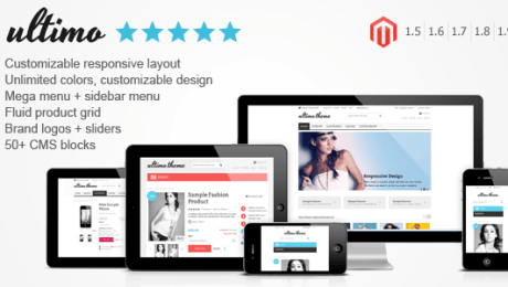 Top eCommerce Themes