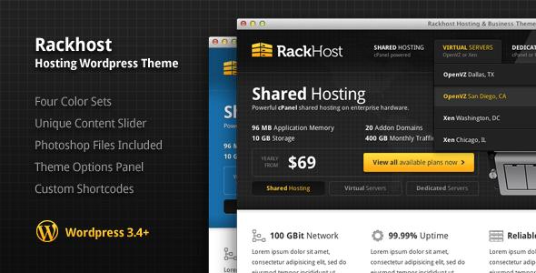 Rackhost Hosting