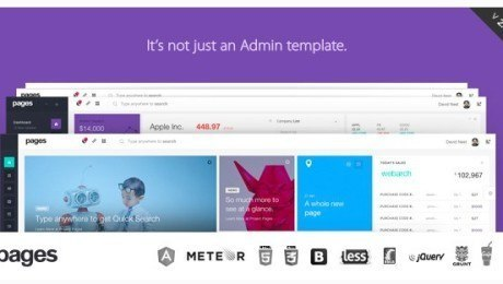 Top Ten AngularJS Templates