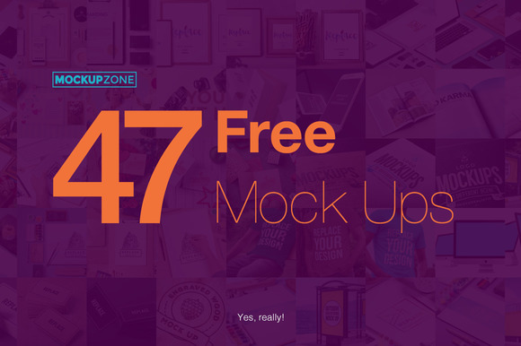 47 Mock Ups