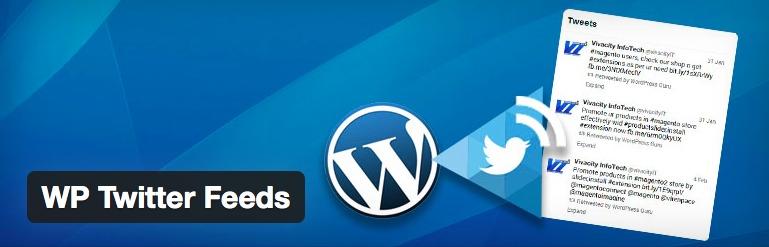 WP Twitter Feeds