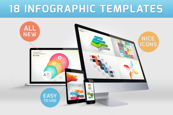 18 Infographic Templates