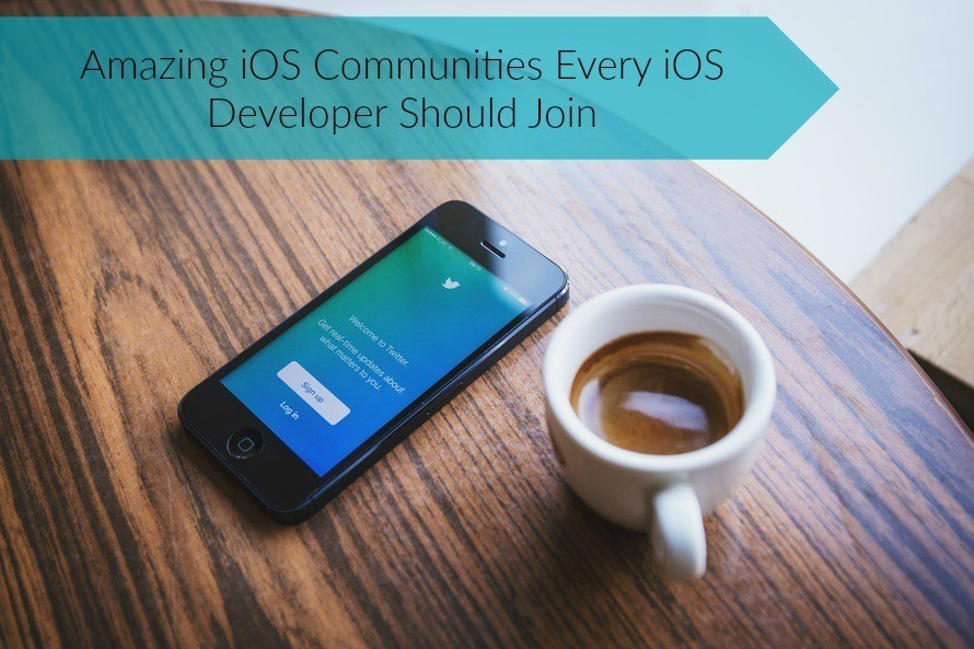 iOS Communities