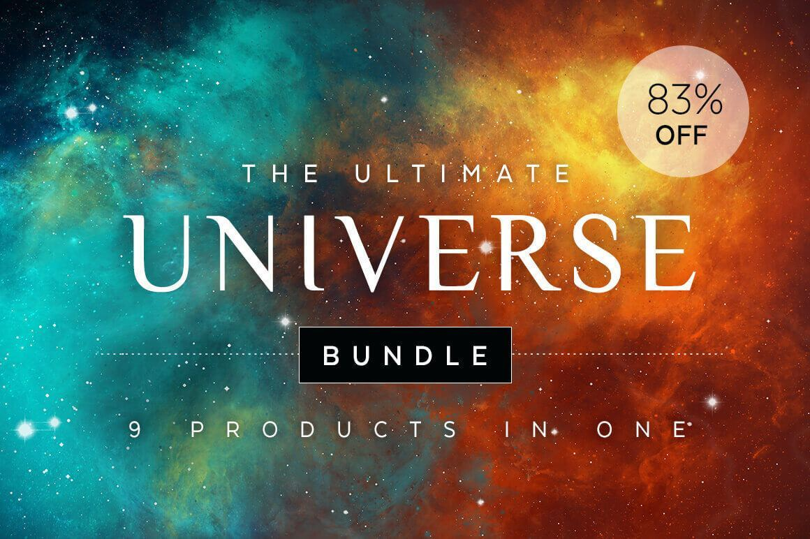 The Ultimate Universe Bundle