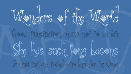 Ten Free Commercial Fonts – Handwriting
