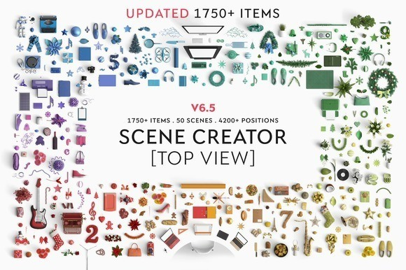 Scene Creator (Top View)