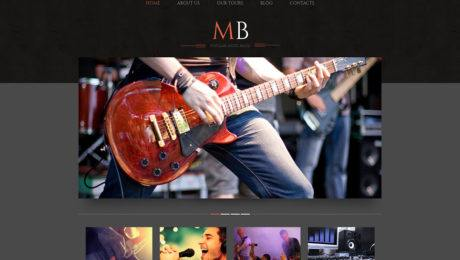 Play Your Favourite Record With The Best Music WordPress Themes 2016
