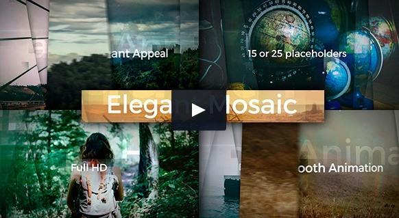 Elegant Mosaic Opener