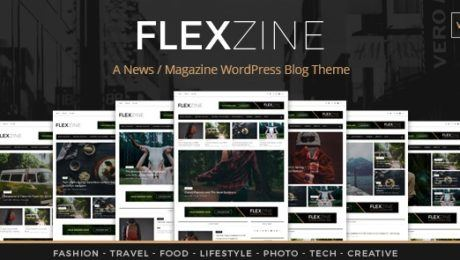 Top News Themes for Websites