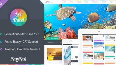 Top Ten Travel WordPress Themes