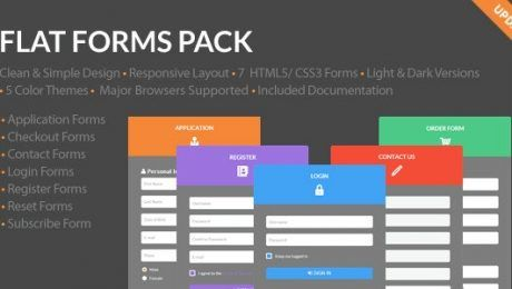 18 Elegant HTML CSS Login Form Templates